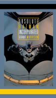Absolute Batman Incorporated