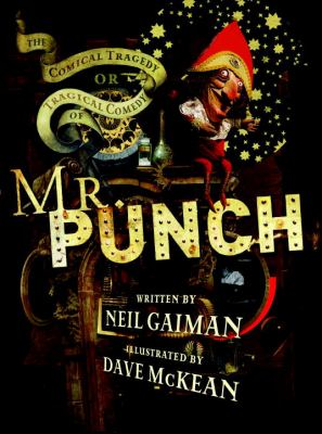Cover image for The Tragical Comedy or Comical Tragedy of Mr. Punch