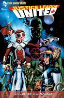 Justice League United, Vol. 01