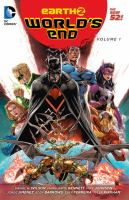 Earth 2, World's End Volume 1