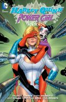 Harley Quinn Power Girl