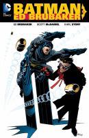 Batman by Ed Brubaker