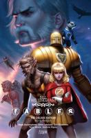 Fables, the Deluxe Edition