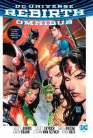DC Universe Rebirth Omnibus