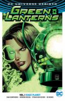 Green Lanterns. Vol. 1, Rage planet