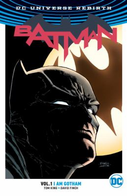 Cover image for Batman, Vol. 01