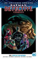 Batman detective comics. Volume 1, Rise of the Batmen