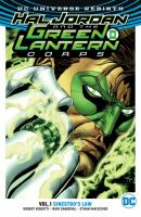 Hal Jordan and the Green Lantern Corps. Volume 1, Sinestro's Law