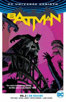 Cover image for Batman, Vol. 02