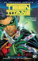 Teen Titans. Volume 1, Damian knows best