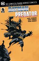 DC Comics/Dark Horse Comics