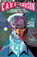 Cave Carson Has A Cybernetic Eye