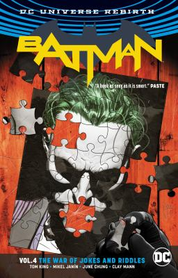 Cover image for Batman, Vol. 04