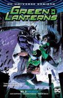 Green Lanterns, Volume 3. Polarity