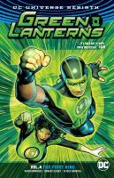 Green Lanterns, Volume 4. The first ring