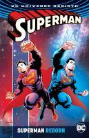 Superman Reborn - Rebirth