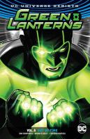 Green Lanterns. Volume 5, Out of time
