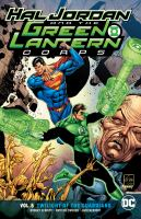 Hal Jordan and the Green Lantern Corps. Volume 5, Twilight of the Guardians