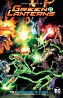 Green Lanterns. Volume 7, Superhuman trafficking