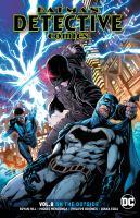 Batman detective comics. Vol. 8, On the outside