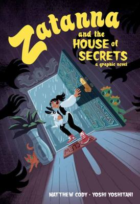 Zatanna and the House of Secrets(book-cover)