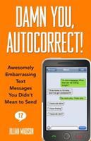 Image: Damn You, Autocorrect!
