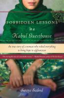 Forbidden Lessons in A Kabul Guesthouse