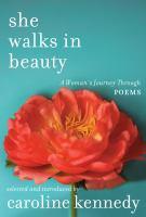 She Walks in Beauty