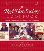 The Red Hat Society Cookbook