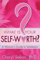 What Is your Self-worth?