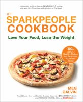 The SparkPeople Cookbook
