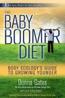 The Baby Boomer Diet