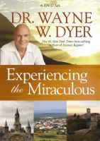 Experiencing the Miraculous