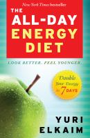 The All-Day Energy Diet