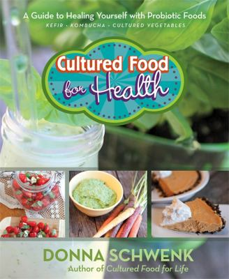 Cover image for Cultured Food for Health