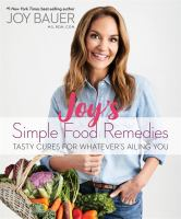 Joy's Simple Food Remedies