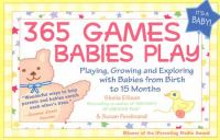 365 Games Babies Play