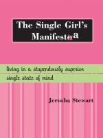 Single Girl's Manifesta