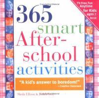 365 Smart After-school Activities