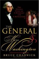 The General and Mrs. Washington
