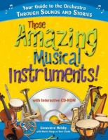 Those Amazing Musical Instruments
