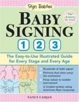 Baby Signing 1,2,3