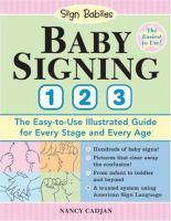 Baby Signing 1, 2, 3