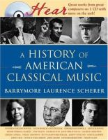 A History of American Classical Music