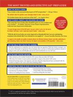 Gruber's Complete SAT Guide 2009