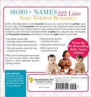 60,001+ Best Baby Names