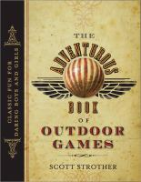 The Adventurous Book of Outdoor Games