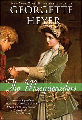 Masqueraders cover