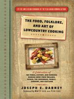 The Food, Folklore, and Art of Low Country Cooking