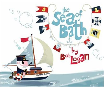 "Book Cover - The Sea of Bath"" title=""View this item in the library catalogue"